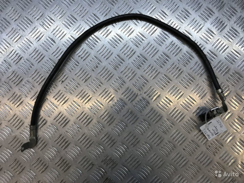 Клемма аккумулятора минус (провод)   2215420918