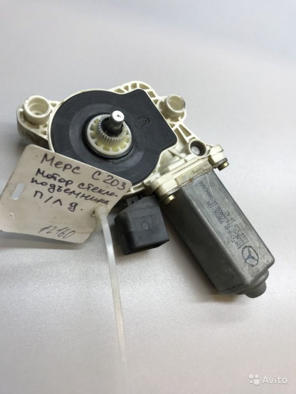 Моторчик стеклоподъемника   2118201842