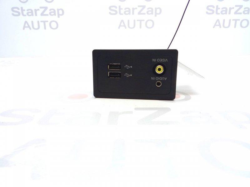 Разъем AUX / USB   284H34GA2B