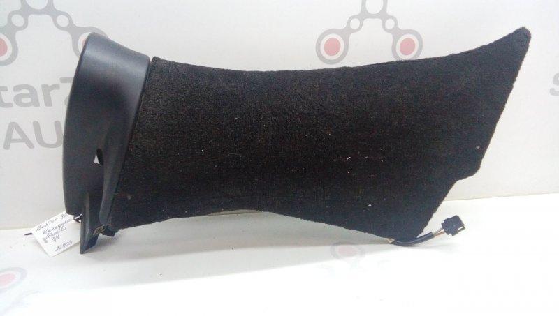 Обшивка стойки задней левой (накладка)   98655131500