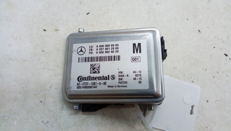 Камера переднего вида   A0009008905