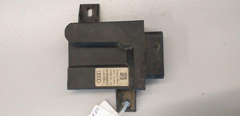 Блок управления ТНВД   4h0906093g