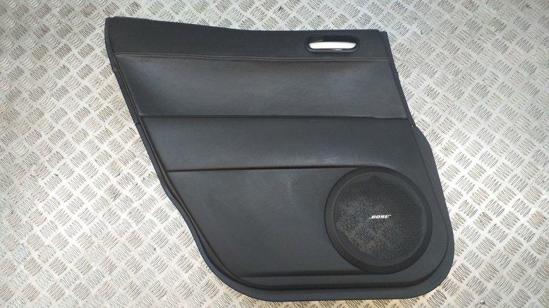 Обшивка задняя левая   EG2368560E02