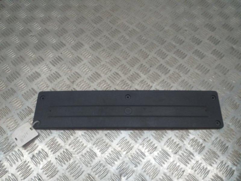 Площадка гос номера (рамка)   LR0831229