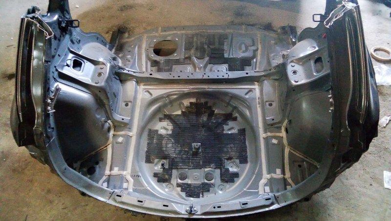 Задняя часть кузова