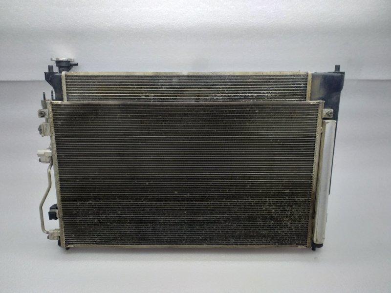 Кассета радиаторов   25310D4100, 97606D4000, 25392D4100, 25386D4100, 25231D4000