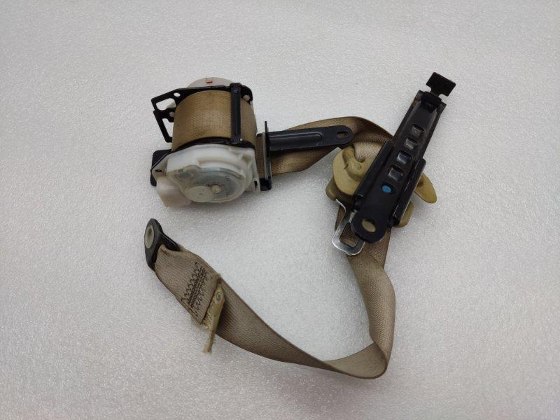 Ремень безопасности задний левый   7357060170A1