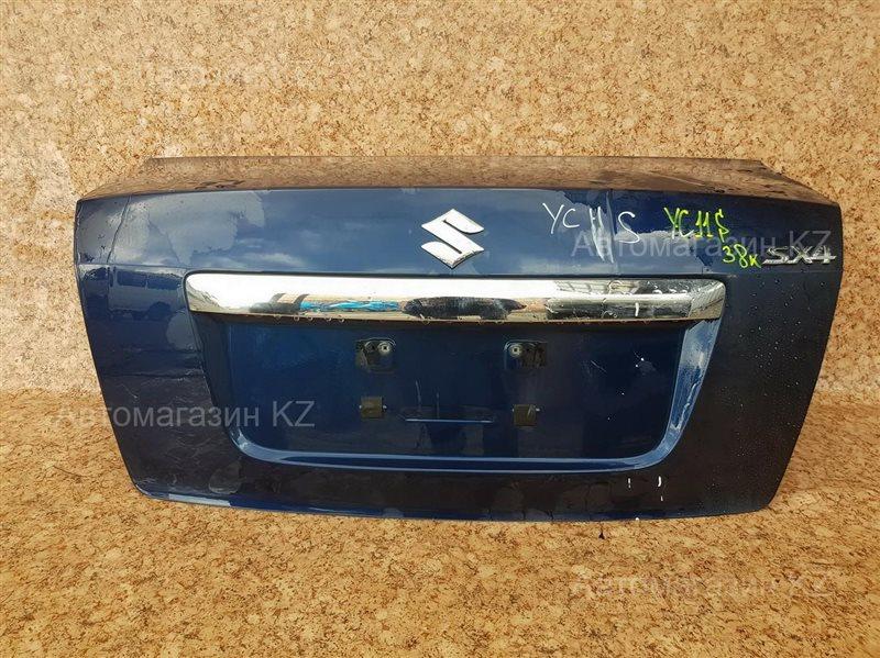 Крышка багажника (дверь 3-5) Suzuki SX4 1