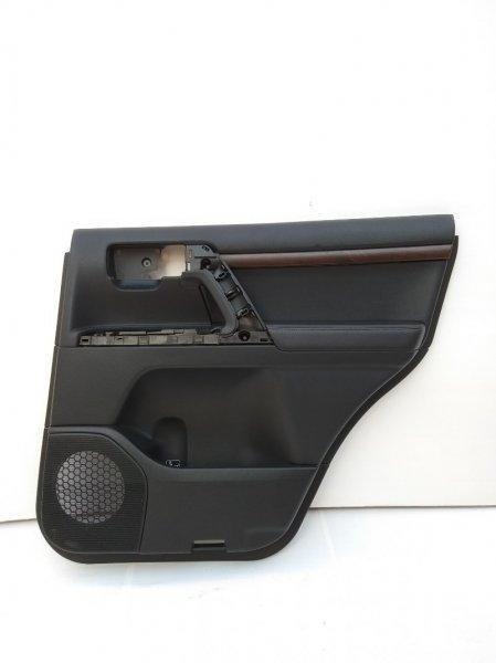 Обшивка задняя правая Toyota  6763060B50C0