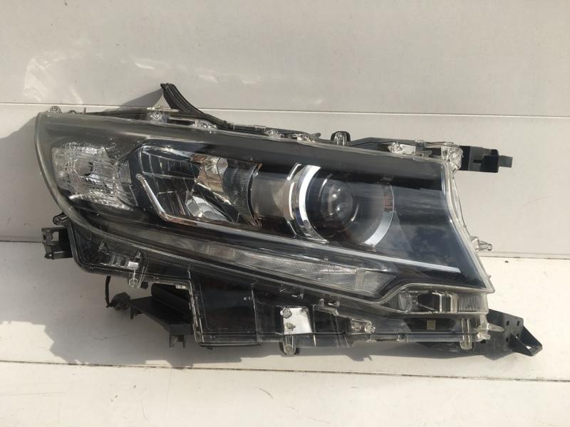 Фара передняя правая Toyota  81145-60N20