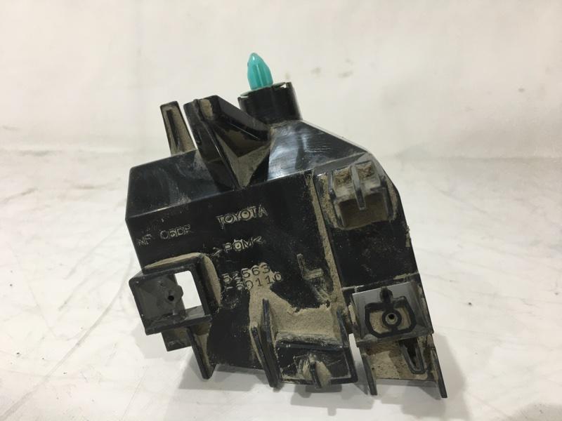 Кронштейн заднего бампера Toyota  52563-60110