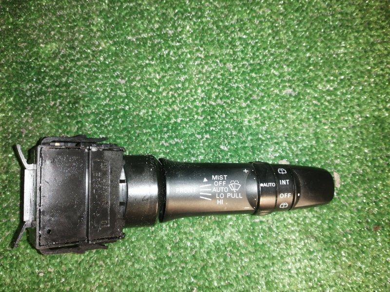Переключатель дворников Mitsubishi Outlander Iii 2012 [8612A031] GF 4B11, правый