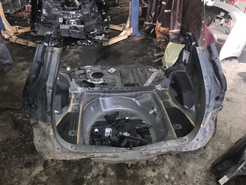 Задний срез Honda Crv 2006 [04646SWA300ZZ] RE4 K24A