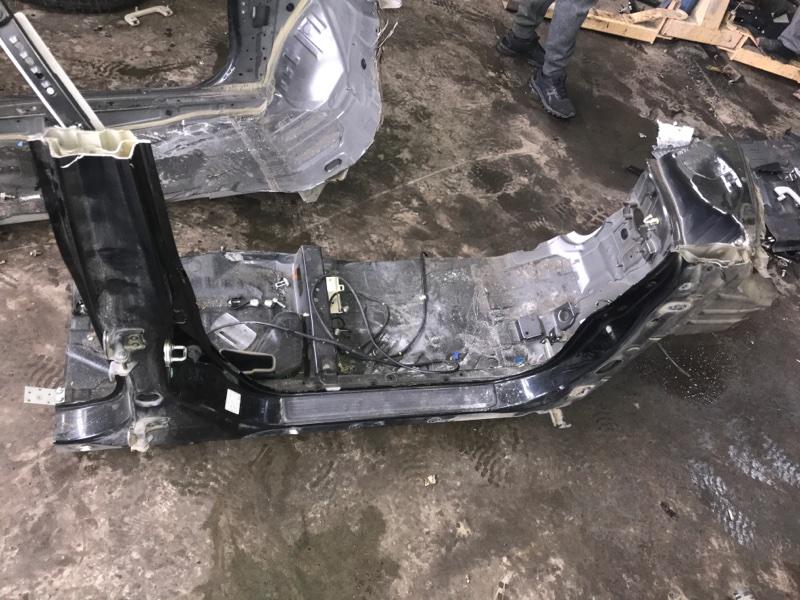 Средняя стойка Honda Crv 2006 [04635SWA300ZZ] RE4 K24A, правая