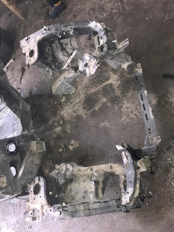 Суппорт радиатора Honda Crv 2006 [60400SWA300ZZ] RE4 K24A