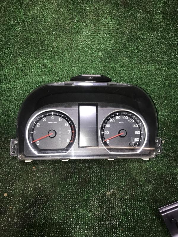 Панель приборов Honda Crv 2006 [78120SWA901] RE4 K24A