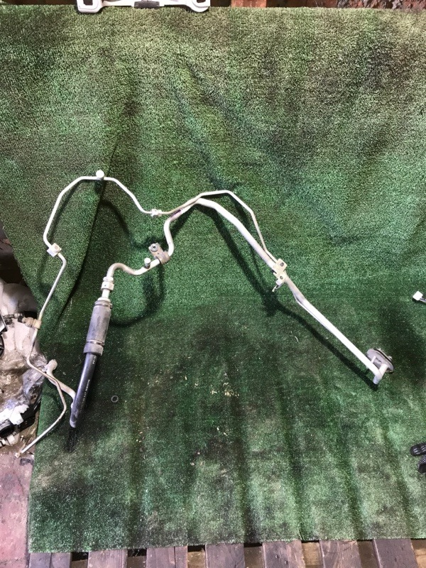 Трубка кондиционера Honda Crv 2006 [80341SWAG01] RE4 K24A
