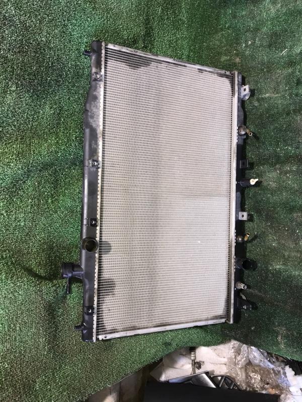Радиатор охлаждения Honda Crv 2006 [19010RZA901] RE4 K24A