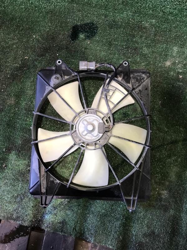 Диффузор вентилятора охлаждения в сборе Honda Crv 2006 [19015RZAA01] RE4 K24A
