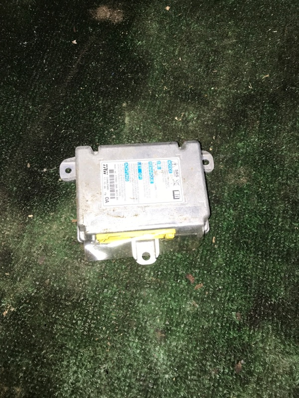 Блок управления AIR BAG SRS Honda Crv 2006 [77960SWAM61] RE4 K24A